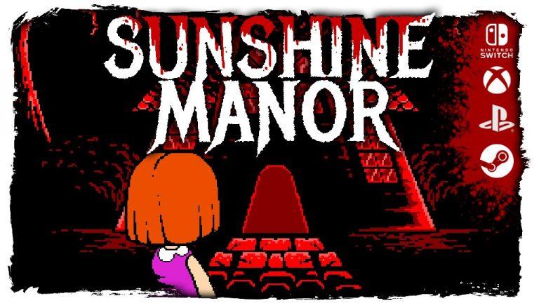 Sunshine Manor – Un jeu indépendant sur KickStarter