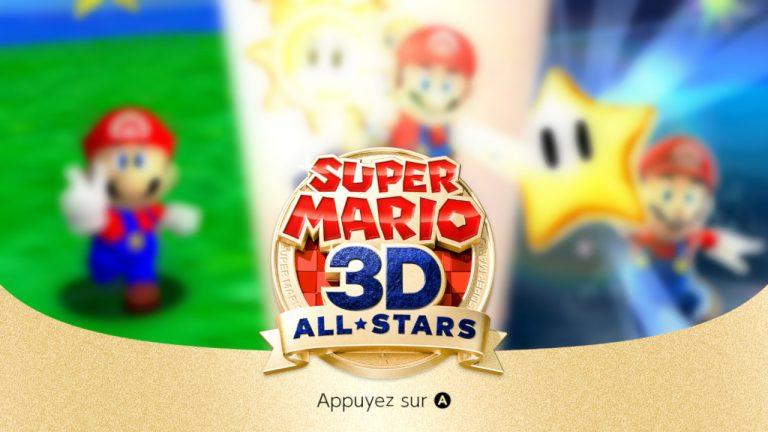 TEST – Super Mario 3D All-Stars