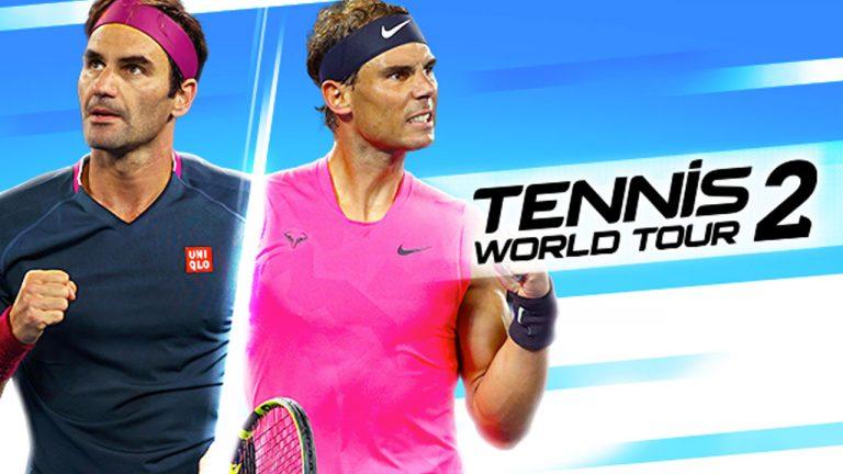 Tennis World Tour 2 – Débarque en 2021 sur Xbox Series X/S et PlayStation 5