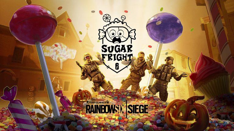 Rainbow Six Siege – Ubisoft annonce Sugar Fright , un événement temporaire pour Halloween