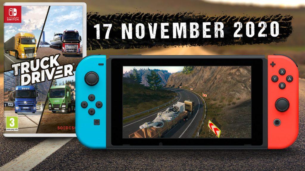 Truck Driver Nintendo
