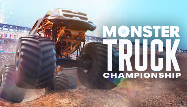 Monster Truck Championship – Le jeu arrive sur PlayStation 5 et Xbox Series X/S