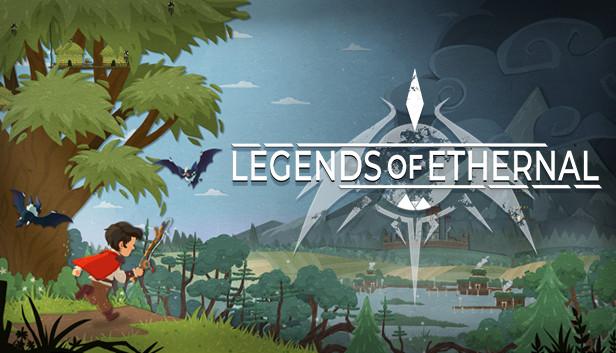 Legends of Ethernal – Partez à l'aventure dès le 30 octobre sur consoles et PC