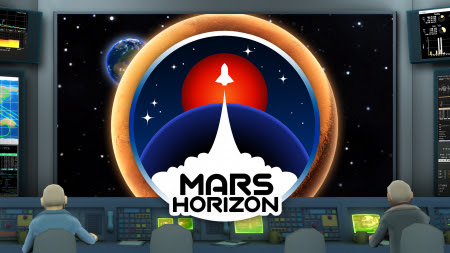 Mars Horizon – Décollage le 17 novembre!