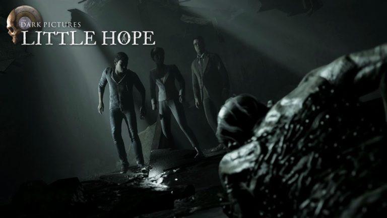 The Dark Pictures Anthology : Little Hope – Un nouveau trailer qui donne la chair de poule