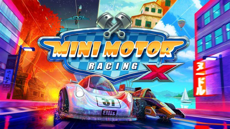 TEST – Mini Motor Racing X
