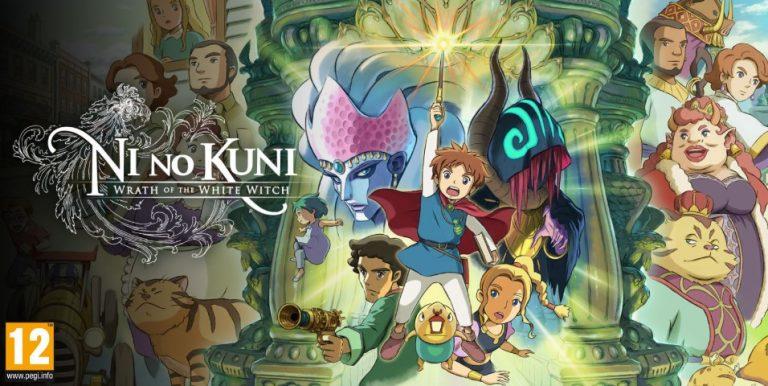 Ni no Kuni Remastered : La Vengeance de la sorcière céleste – en promotion sur Nintendo Switch