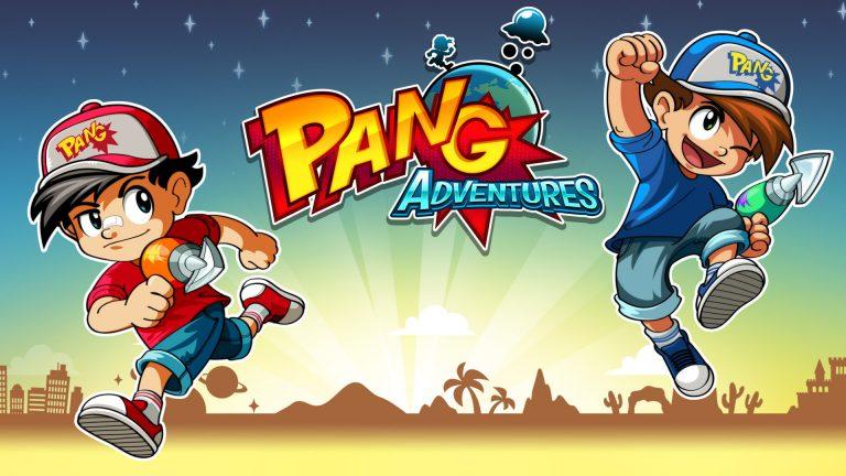 Pang Adventures – Le classique old-school se met en boîte pour la PlayStation 4