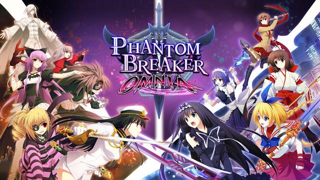 Phantom Breaker: Omnia – Le jeu de combat 1 vs 1 de style Anime revient sur Nintendo Switch, Playstation 4, Xbox One et PC