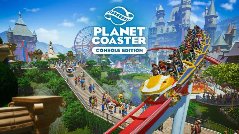 Planet Coaster – Ouverture des portes sur Xbox Series X, PlayStation 5 et PlayStation 4 dès le 10 novembre !