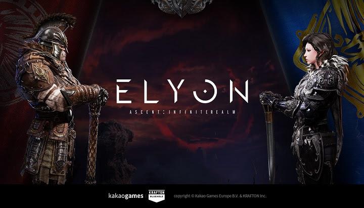 Elyon – Découvrez une nouvelle bande-annonce