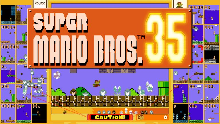 TEST – Super Mario Bros 35