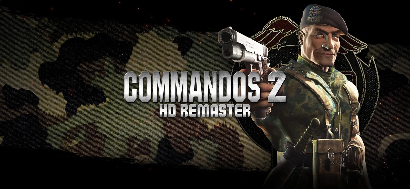 Commandos 2 - HD