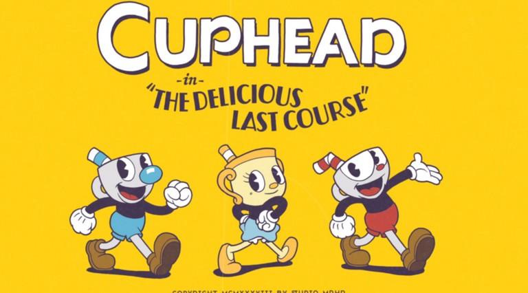 Cuphead The Delicious Last Courses