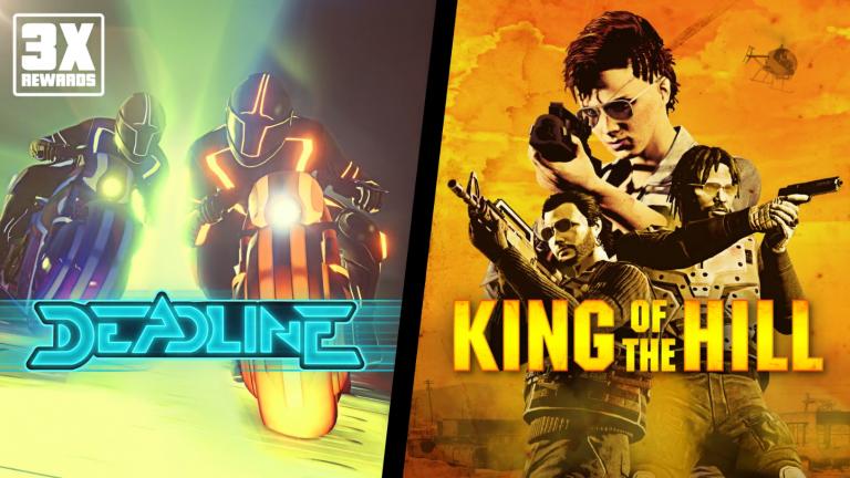 GTA Online – Récompenses triplés jusqu'au 9 décembre !