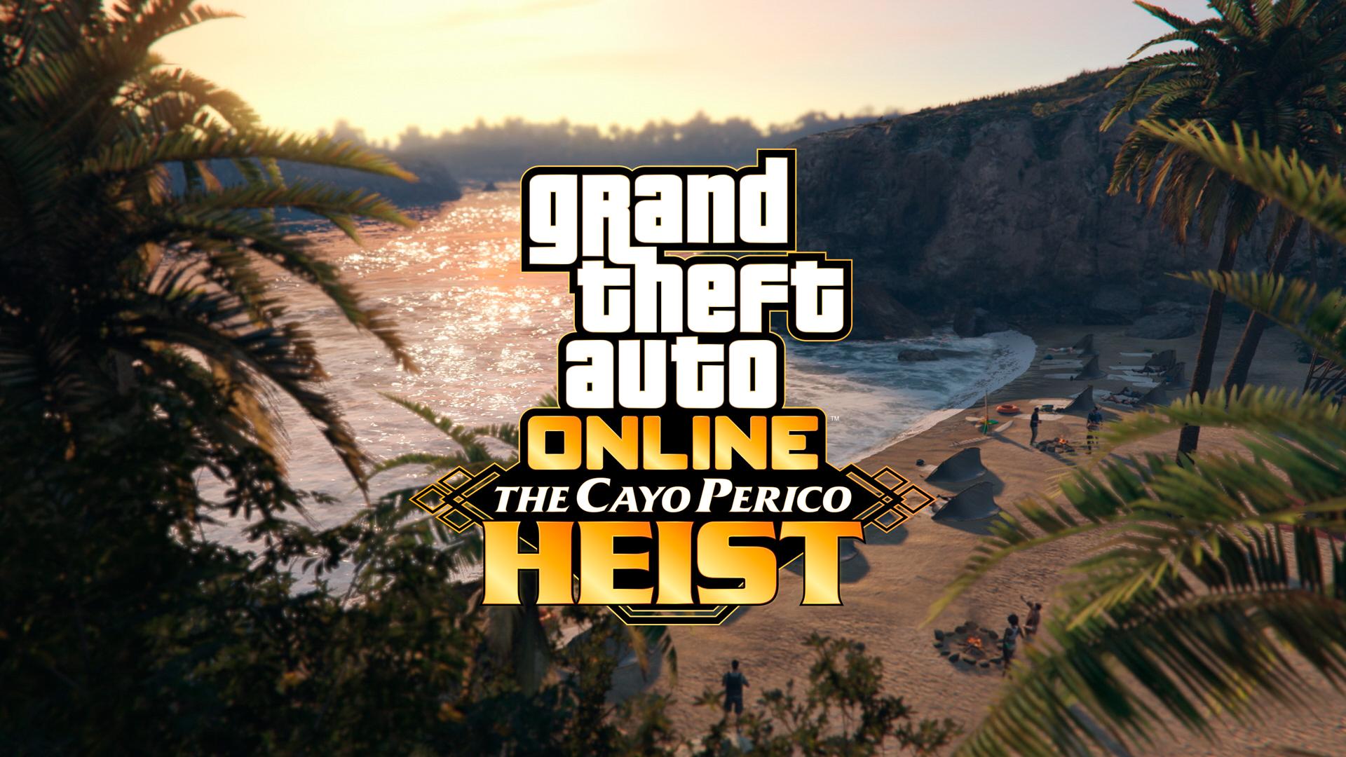 GTA Online le Braquage de Cayo Perico