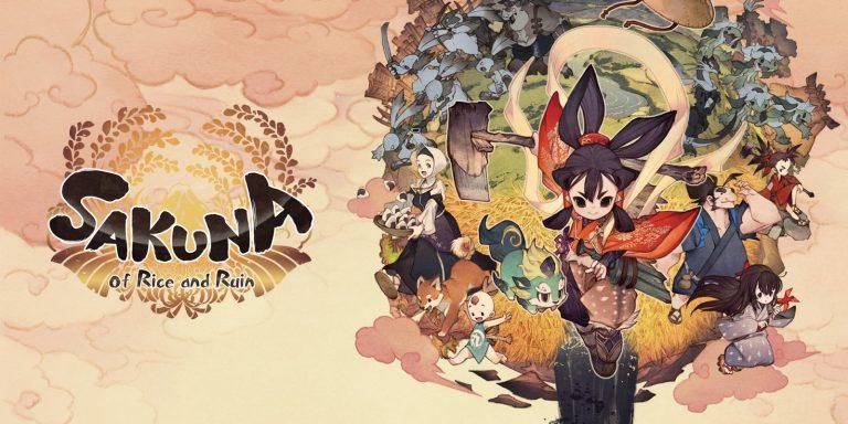 Sakuna: Of Rice And Ruin – 500 000 exemplaires écoulés !