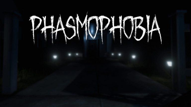 Phasmophobia – Une toute nouvelle carte disponible
