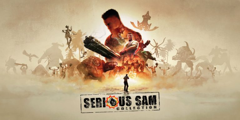 TEST – Serious Sam Collection