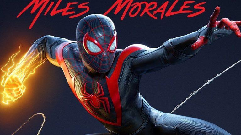 Test – Spider-Man Miles Morales