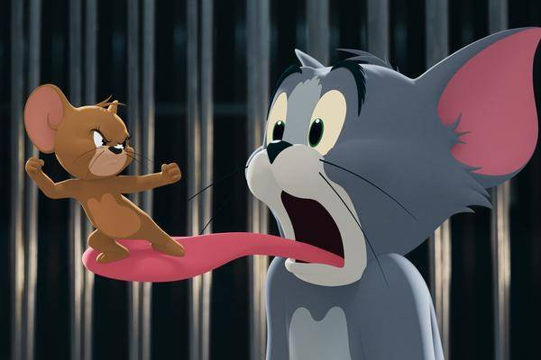 Tom & Jerry – Un film pour Mars 2021