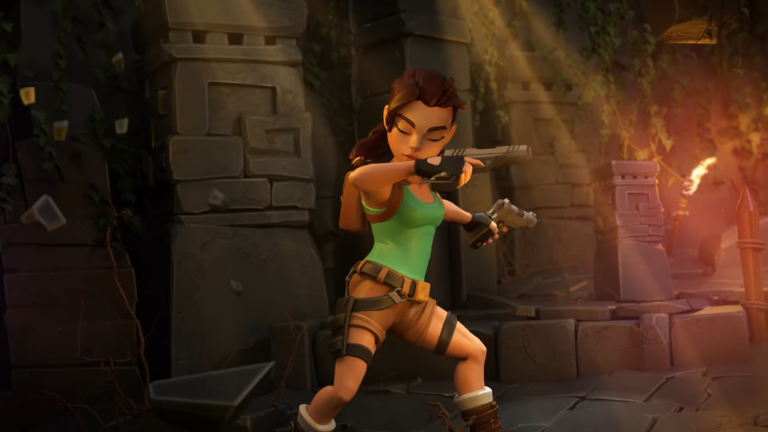 Tomb Raider Reloaded – Un free-to-play sur Smartphone