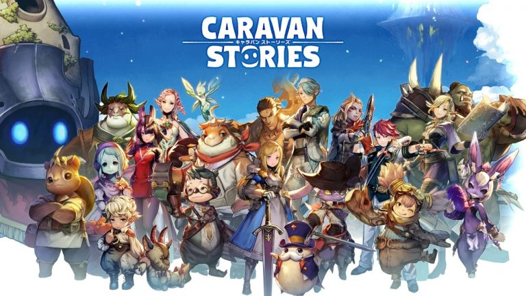 Caravan Stories – Bientôt sur Nintendo Switch