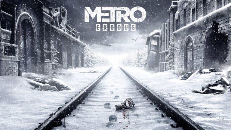 Metro Exodus – Le jeu débarque sur les next generation !
