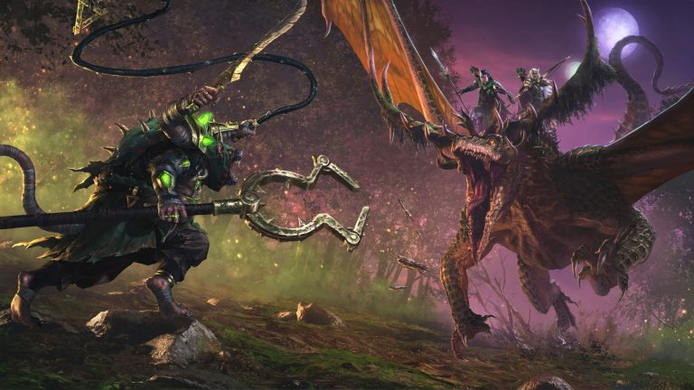 Total War: Warhammer 2 – Un nouveau pack arrive !