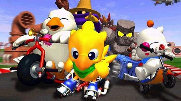 Chocobo Grand Prix