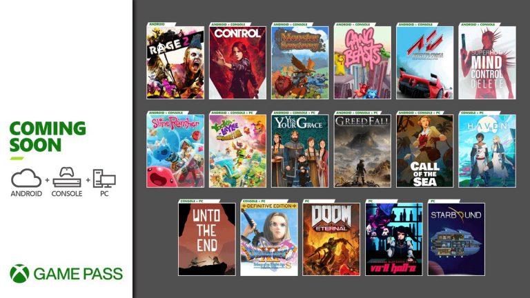 Xbox Game Pass – Du (très) lourd annoncé pour décembre.