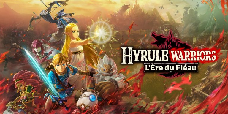 TEST – Hyrule Warriors : L'Ère du Fléau – Nintendo Switch