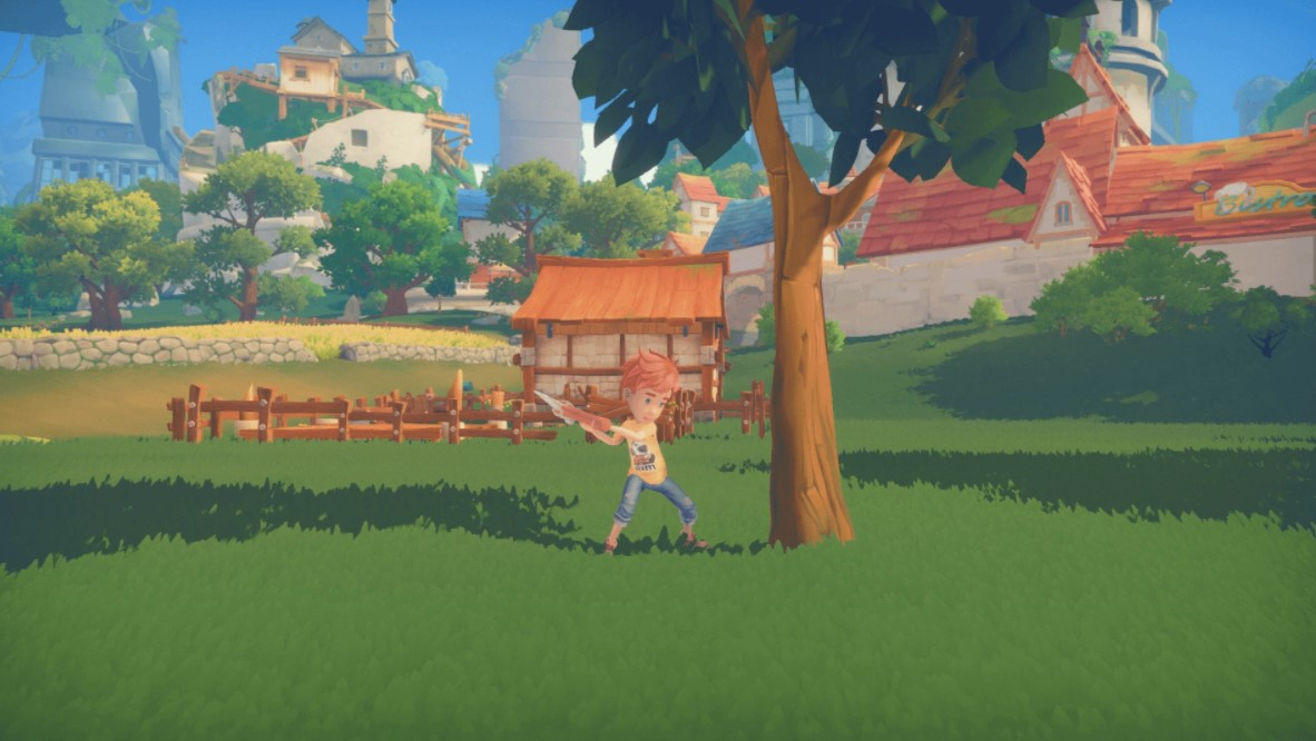 My Time at Portia Gratuit