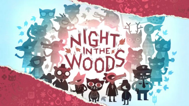 Night in the Woods gratuit