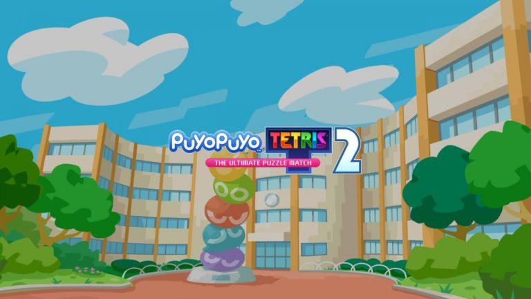 TEST – Puyo Puyo Tetris 2