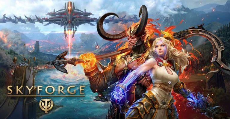 Skyforge – Le jeu sera disponible sur Nintendo Switch le 4 février 2021