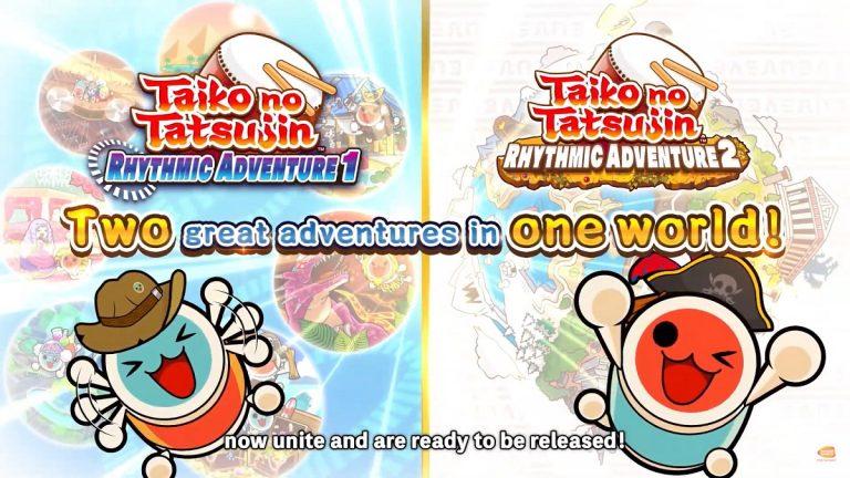 TAIKO NO TATSUJIN RHYTHMIC ADVENTURE PACK – Le jeu est enfin disponible sur Nintendo Switch