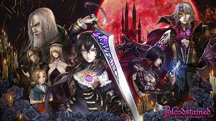 Bloodstained Ritual Of The Night- Jouez-y depuis votre mobile !