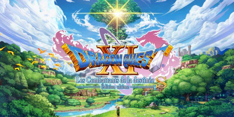 Dragon Quest XI S : Les Combattants De La Destinée – L'édition Ultime est sortie !