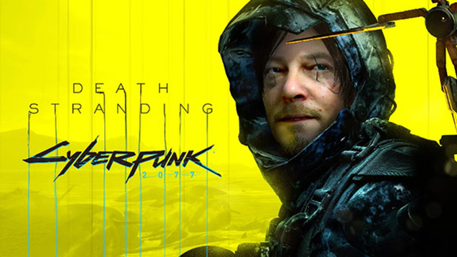 Death Stranding x Cyberpunk
