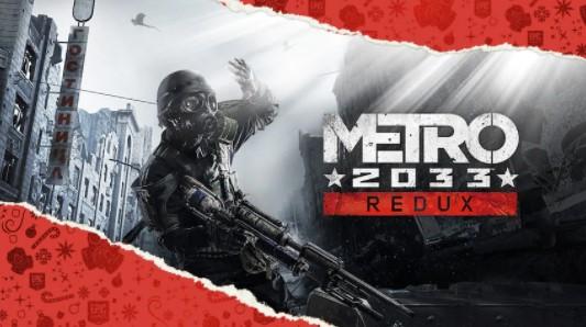 metro 2033 redux gratuit