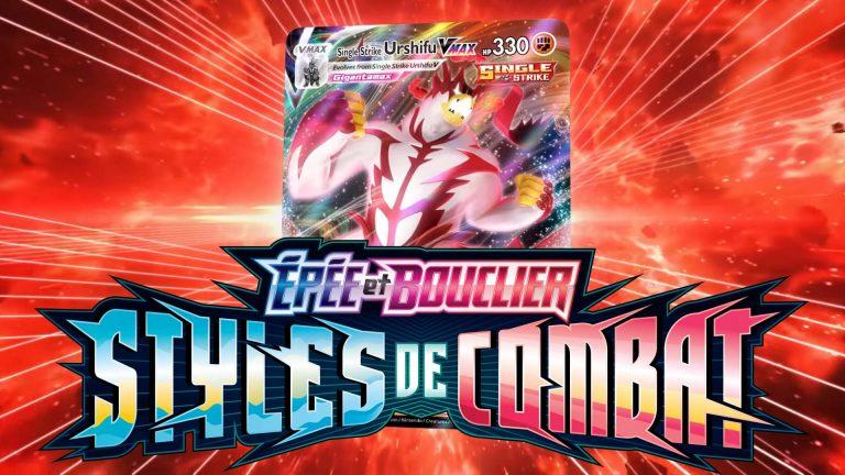 Pokémon -Nouvelle mécanique pour le jeu de cartes avec son extension Epée et Bouclier !