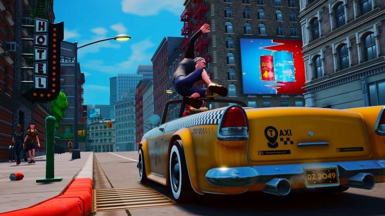 Taxi Chaos – S'offre un trailer de lancement