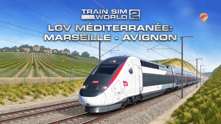 Train Sim World 2 – Le jeu débarque en France !