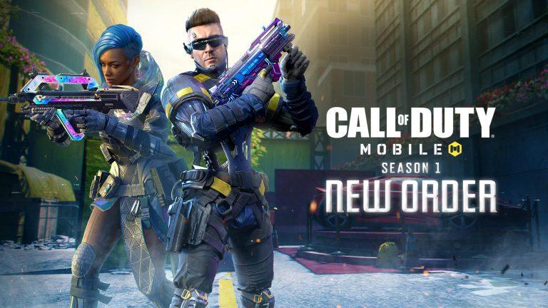 Call Of Duty Mobile – La Saison 1 : Nouvel ordre est disponible dès maintenant