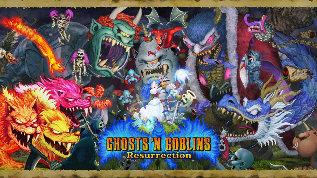 Ghosts n Goblins remake