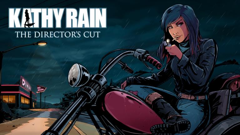 Kathy Rain – Une édition Director's Cut à l'occasion du Big Adventure Event sur Steam