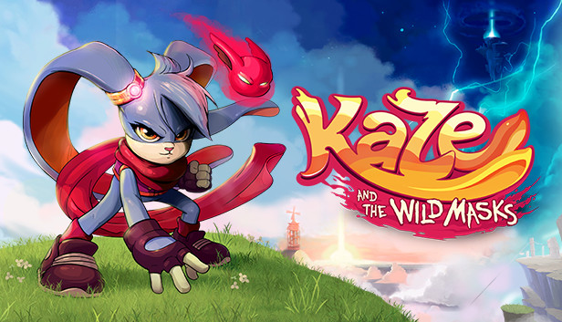Kaze and the Wild Masks – Sortie prévue le 26 mars 2021 sur consoles et PC