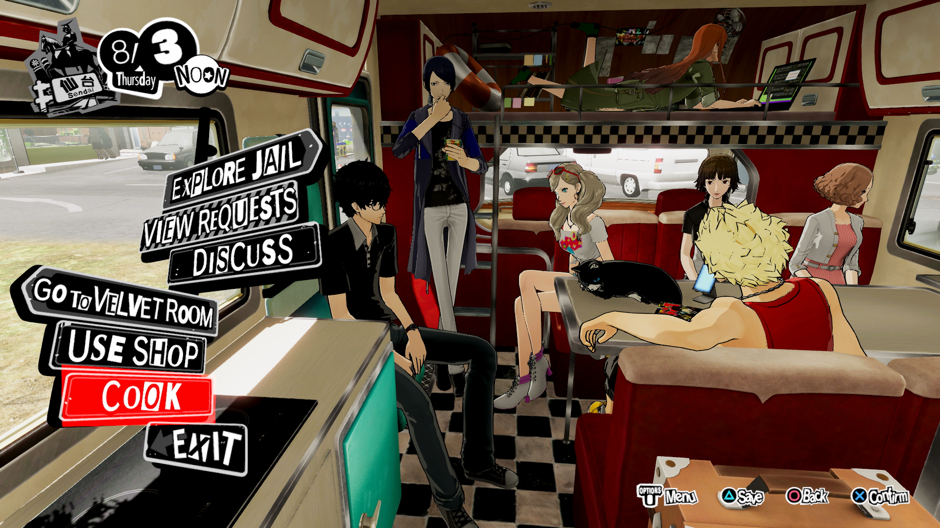 Persona 5 spin off