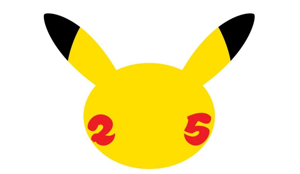 anniversaire 25 ans pokémon